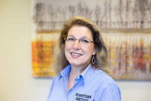 Becky Kelly, Office Coordinator