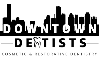 Downtown Dentist Logo